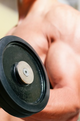 Don't train biceps before back