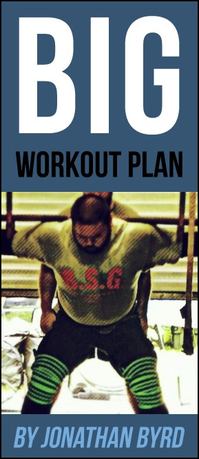 Big Workout Plan