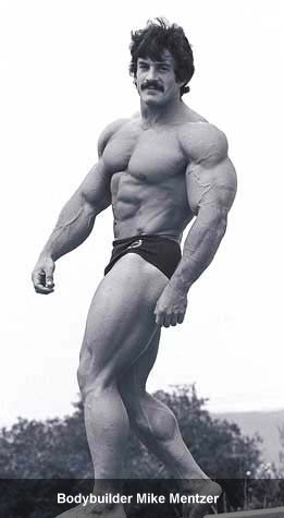 Bodybuilder Mike Mentzer