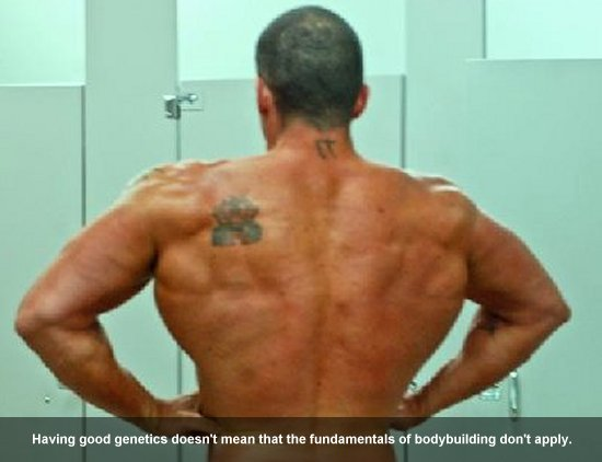 Bodybuilding Good Genetics