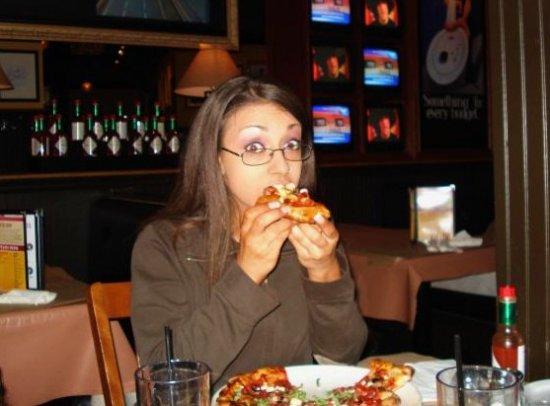Christine Beauchamp Eating
