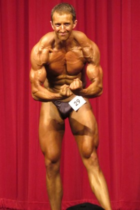 Cliff Wilson Champion Bodybuilder