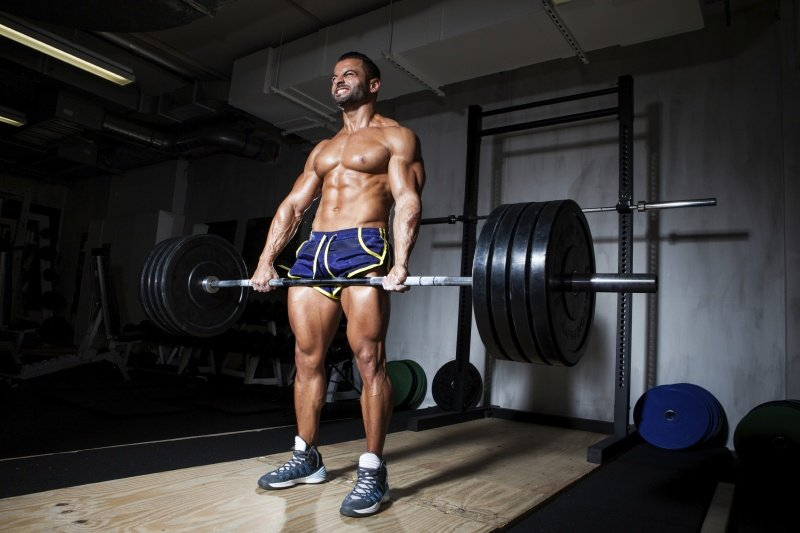 Barbell Deadlifts