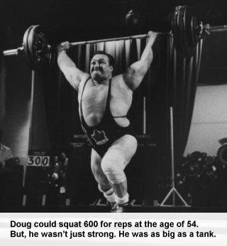 Doug Hepburn