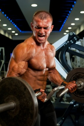 Drop Sets for muscle building.