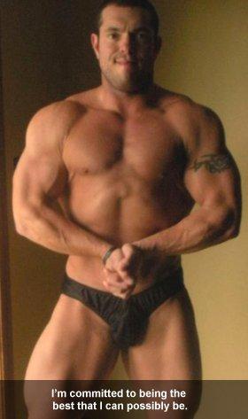 Jeremy Bell Bodybuilder