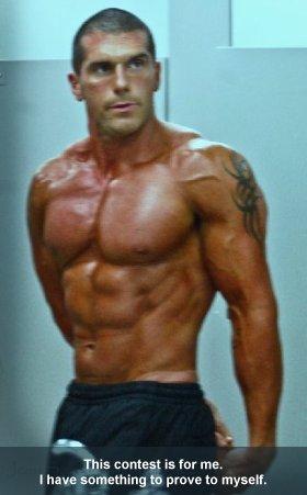 Joe Ohrablo Natural Bodybuilder