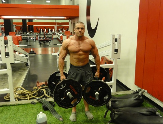 Marc Lobliner training, week 3