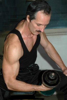 You can put on muscle after 40