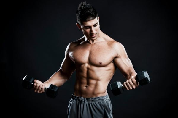 Drug Free Natural Bodybuilder