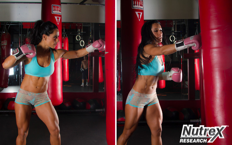 Nutrex Athlete Boxing