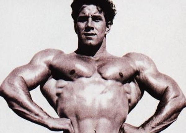 Reg Park, natural bodybuilder