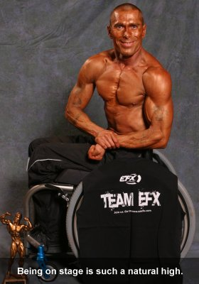Rich Knapp Bodybuilder