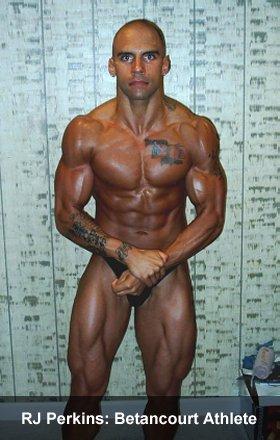 RJ Perkins Betancourt Nutrition