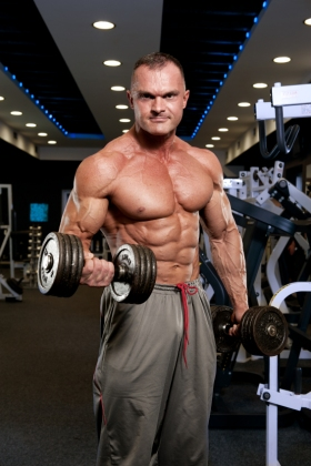 Savage 4x4 Strength Hypertrophy Workout