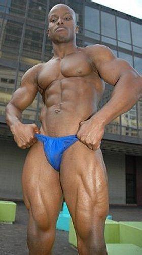 Shaun Clarida Pro Bodybuilder