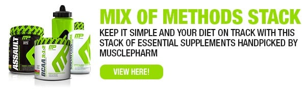 MusclePharm Supplement Stack