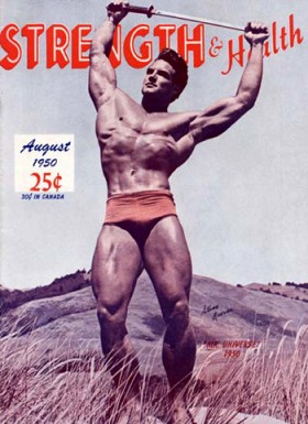 The Steve Reeves Solution For Size Strength And Health