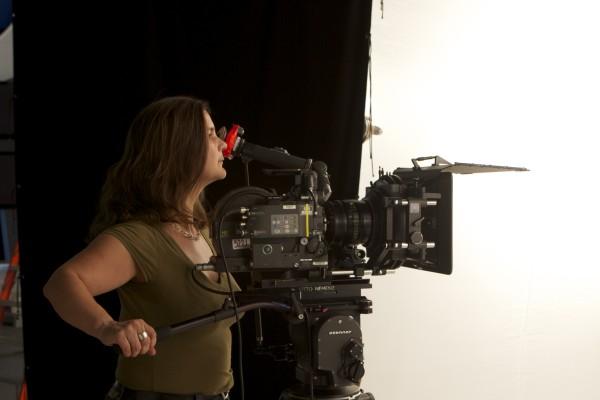 Strong director Julie Wyman