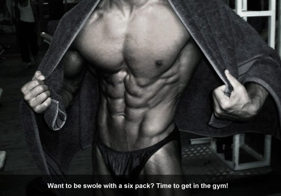 Swole Six Pack