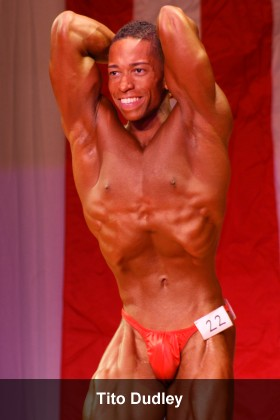 Natural Bodybuilder Tito Dudley