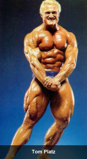 bodybuilders that never used steroids