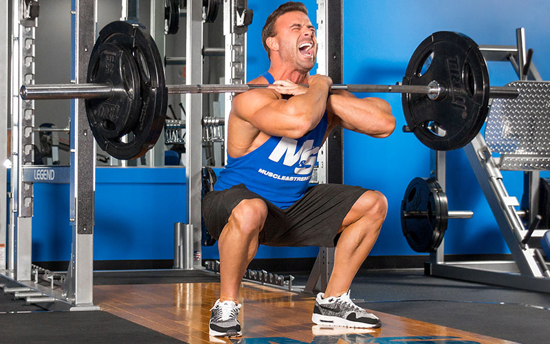 Max Effort Training Rules: Don't Use Competition Lifts