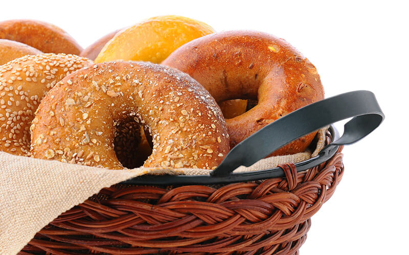 Bagels and their glycemic index
