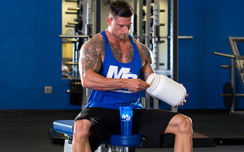 Beginners Guide to Bodybuilding Supplements: Whey Protein