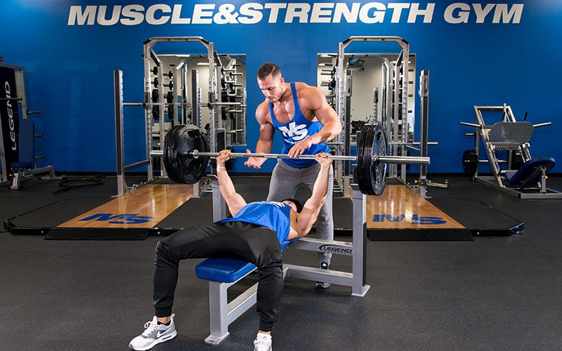 How Much Does The Bar Weigh Bench
