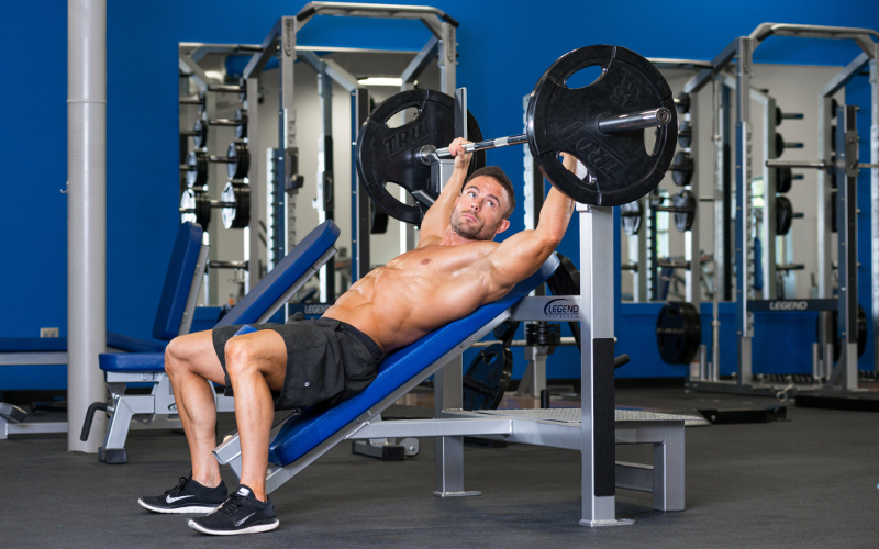 Bench Pressing Linked to Poor Sexual Performance