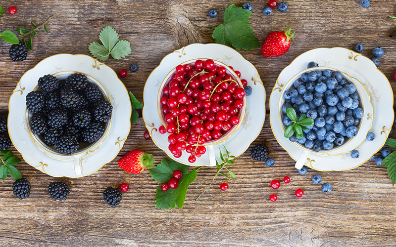 Reduce Inflammation with Berries