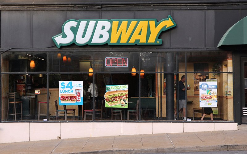 10 Best Muscle Building Meals At Big Chain Restaurants - Subway