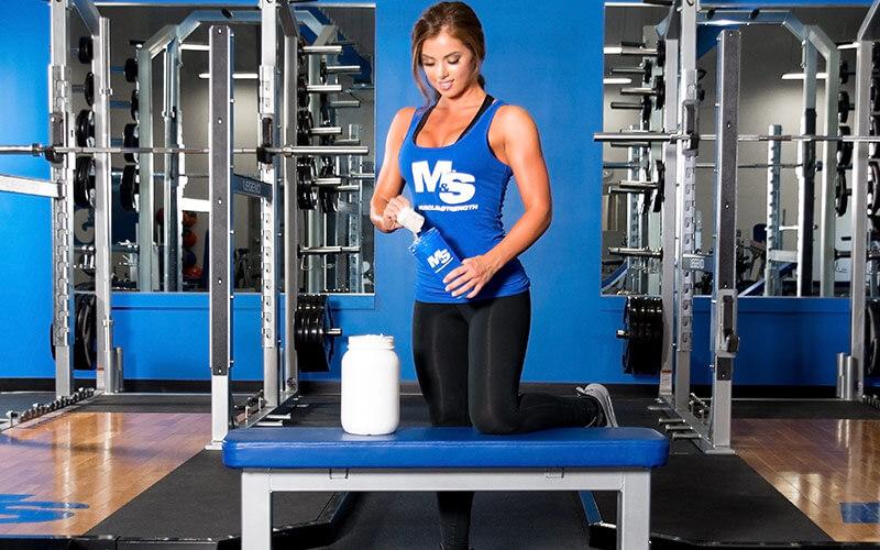 運動とサプリメント