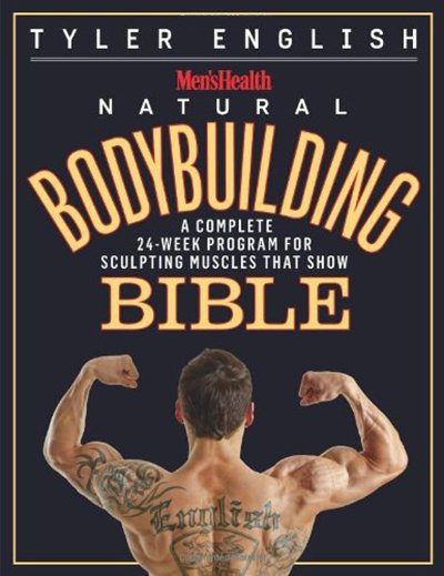 awesome bodybuilding book - Natural Bodybuilding Bible
