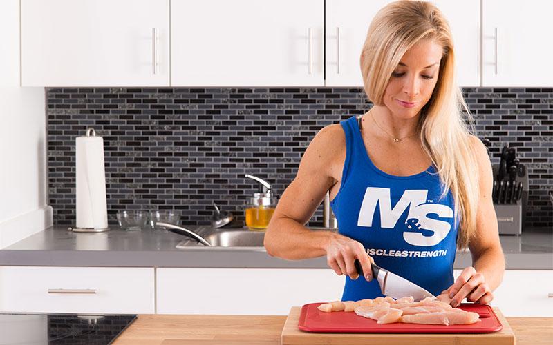 Bodybuilding essentials meal prep