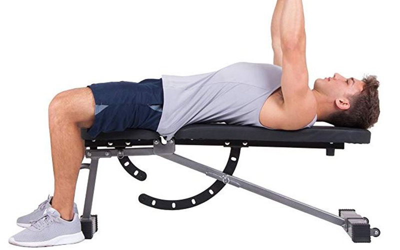 Body Power Adjustable Bench