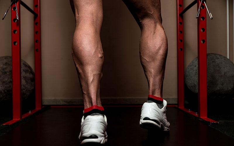 5 Brutal Calf Workout Finishers - Century Sets
