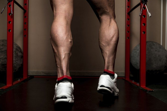 How To Build Up Calf Muscles Fast