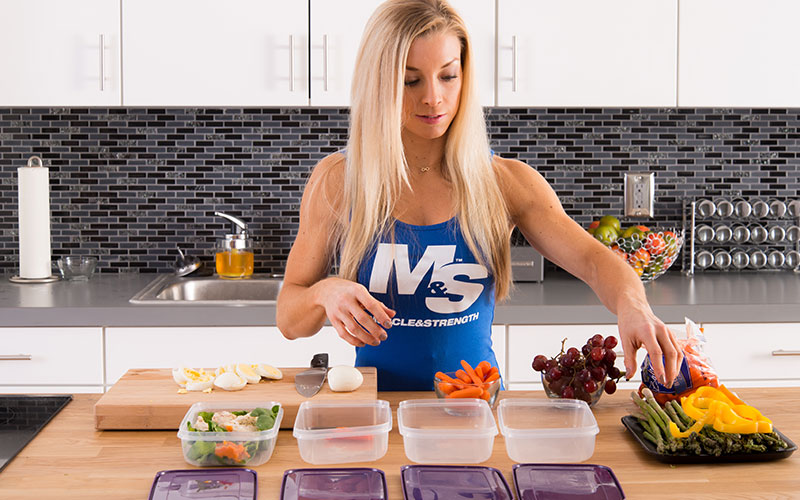 Strength Secrets for Women: Diet still matters