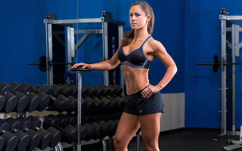 Strength Secrets for Women: Sculpt the body you want