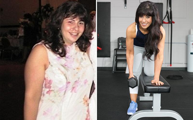 Charlene Transformation 3