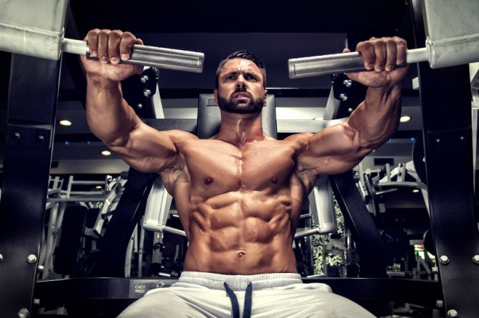 Week chest and back specialization workout routine