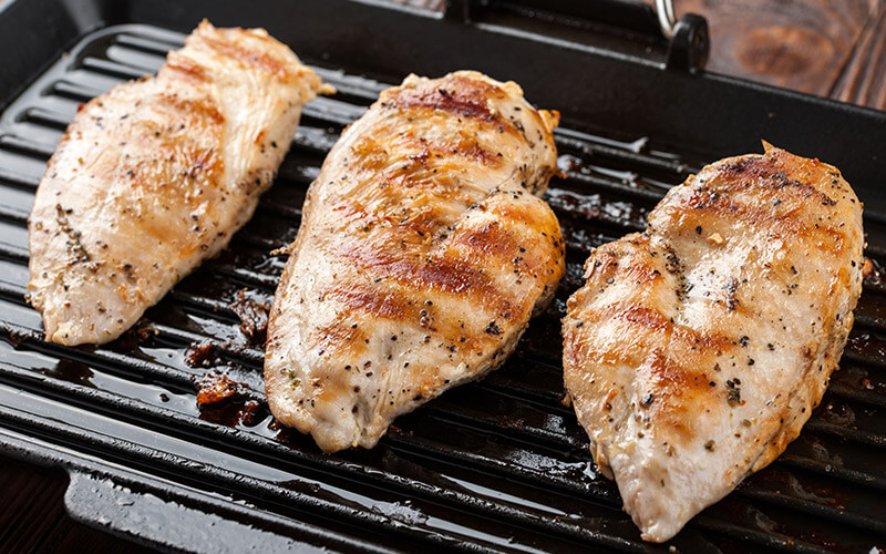Grilled Chicken breast and the paleo diet plan