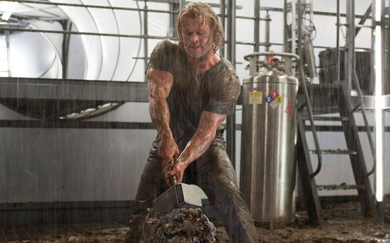 Chris Hemsworth Inspired Workout Program