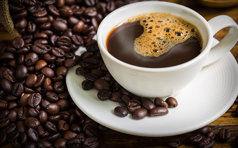 Caffeine can help with fat loss