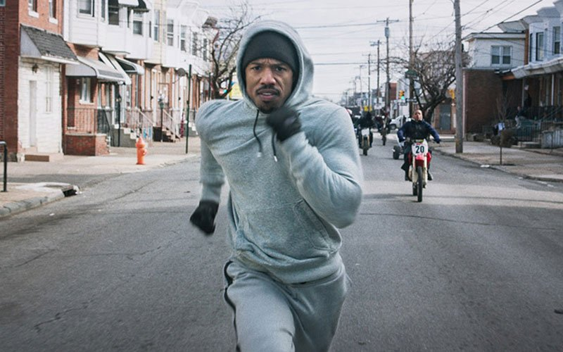 Creed Running for Cardio