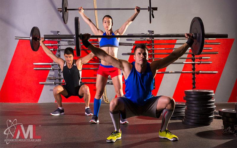 Cross Training Squats