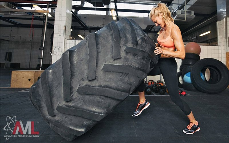 Croos Training Tire Flip
