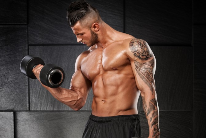 Both Heavy Weights And High Reps Can Play A Role In Sculpting Your Body
